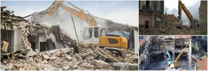 demolition maison lille